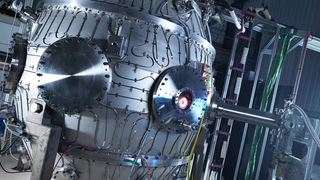 A Mini Fusion Reactor Just Reached Temperatures Hotter Than The Sun